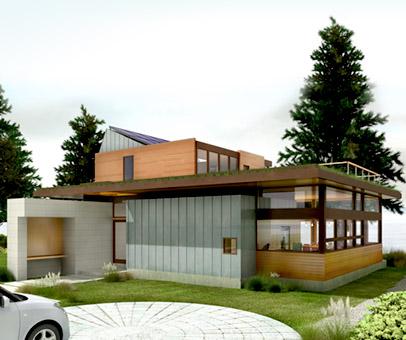 Ellis Residence | Bainbridge Island WA | Coates Design Architects