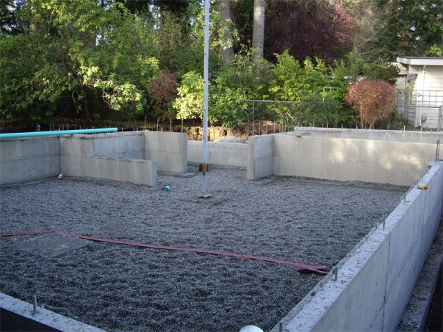 Completed Foundations