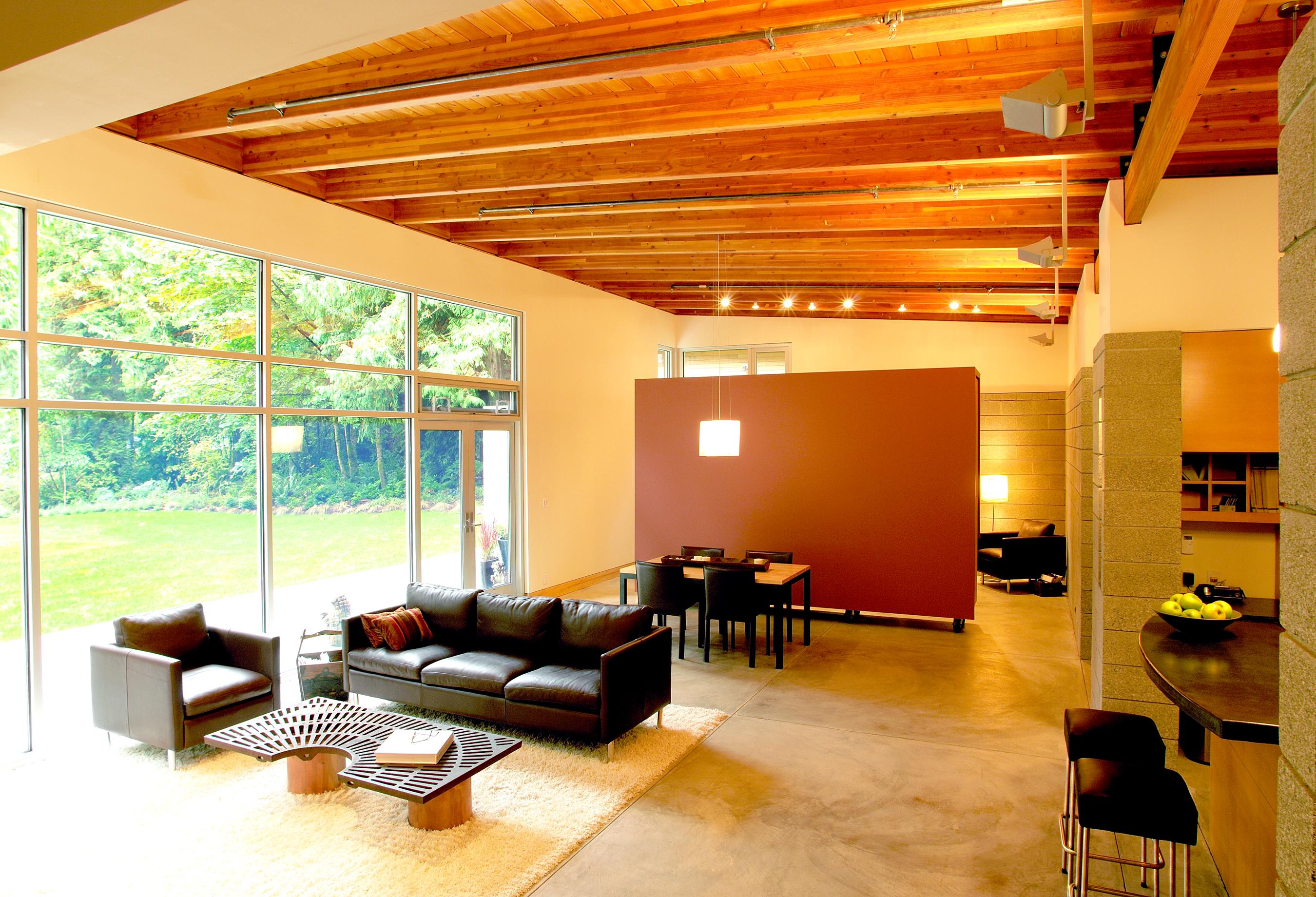 Coates Design Architects Living Room Coates Design Sustainability Blog